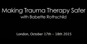 Rent Making Trauma Therapy Safer (Streaming)